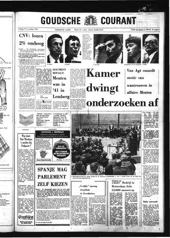 Goudsche Courant 1976-11-19