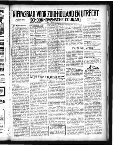Schoonhovensche Courant 1948-07-19