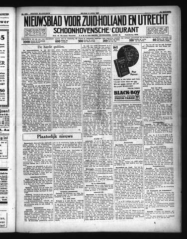 Schoonhovensche Courant 1935-04-12