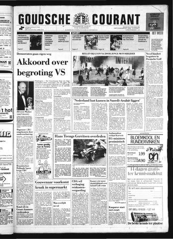 Goudsche Courant 1990-10-08