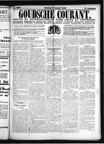 Goudsche Courant 1933-01-17