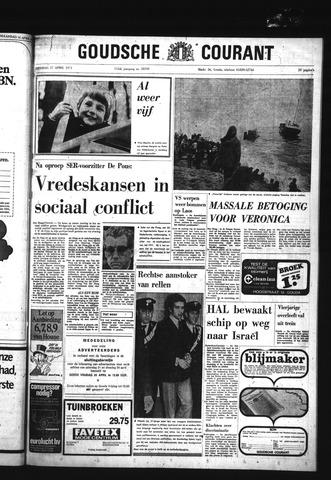 Goudsche Courant 1973-04-17