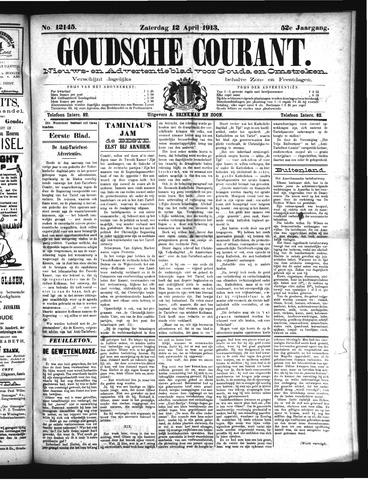 Goudsche Courant 1913-04-12