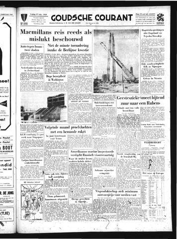 Goudsche Courant 1959-02-27