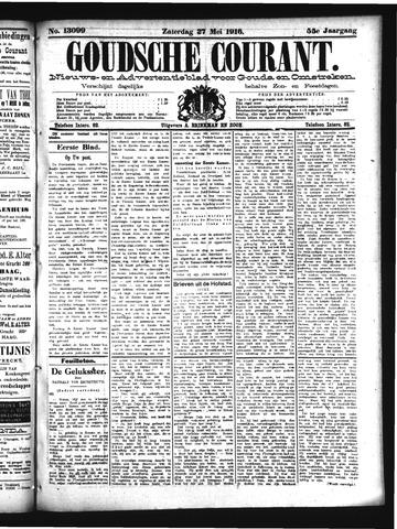 Goudsche Courant 1916-05-27
