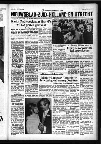 Schoonhovensche Courant 1968-02-12