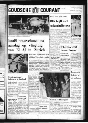 Goudsche Courant 1969-02-19