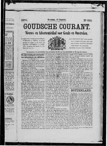 Goudsche Courant 1870-08-17