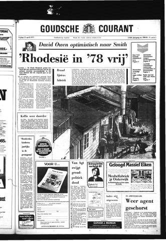 Goudsche Courant 1977-04-15