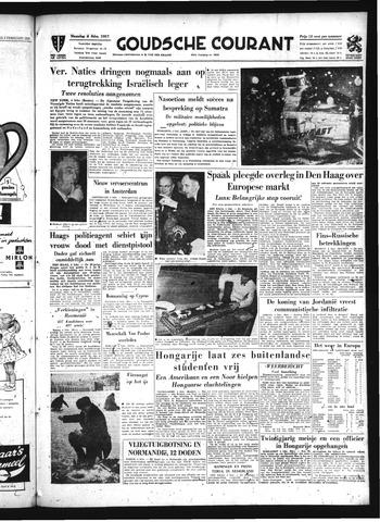 Goudsche Courant 1957-02-04