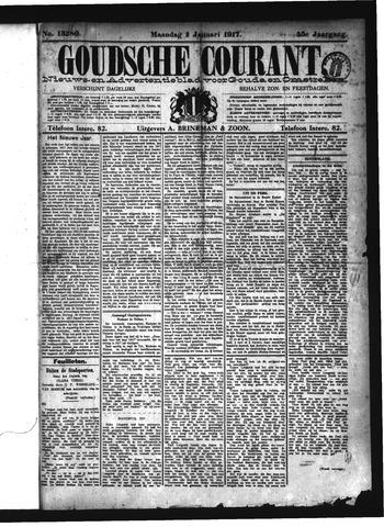 Goudsche Courant 1917-01-01