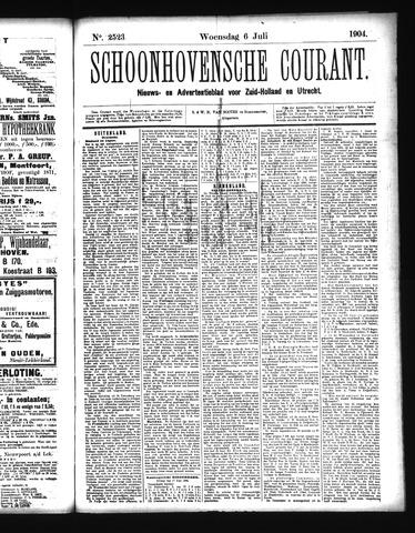 Schoonhovensche Courant 1904-07-06