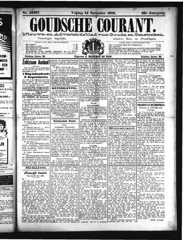 Goudsche Courant 1913-11-14