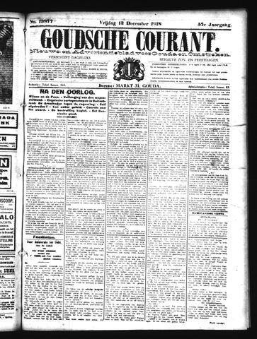 Goudsche Courant 1918-12-13