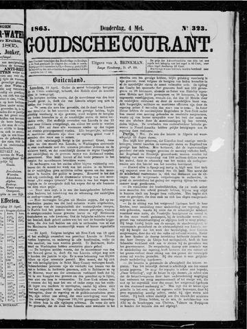 Goudsche Courant 1865-05-04