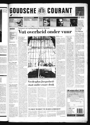 Goudsche Courant 1992-01-27
