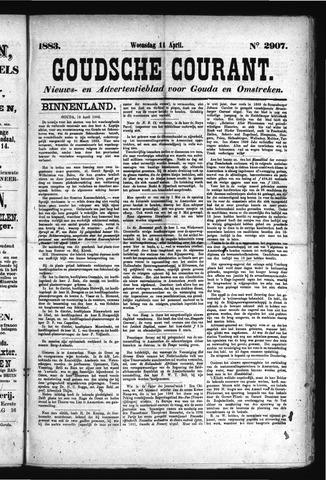 Goudsche Courant 1883-04-11
