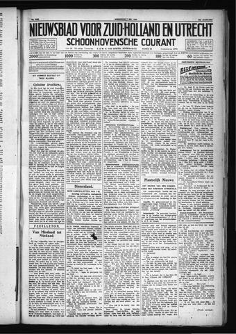 Schoonhovensche Courant 1930-05-07