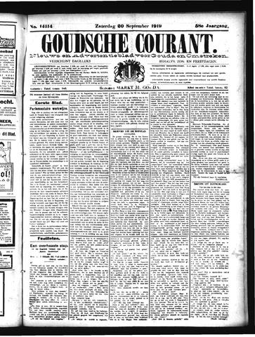 Goudsche Courant 1919-11-20