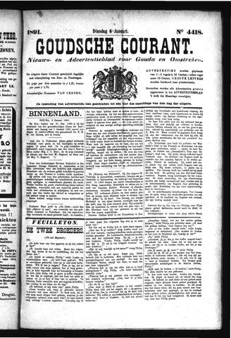 Goudsche Courant 1891-01-06