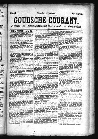 Goudsche Courant 1886-12-15