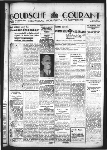 Goudsche Courant 1941-01-25