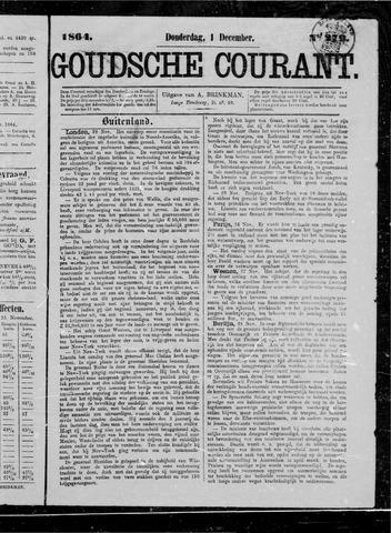 Goudsche Courant 1864-12-01