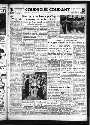 Goudsche Courant 1952-04-23