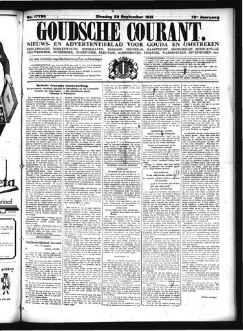 Goudsche Courant 1931-09-29