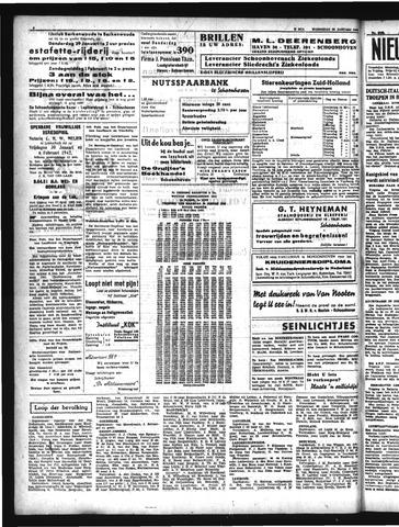 Schoonhovensche Courant 1942-01-28