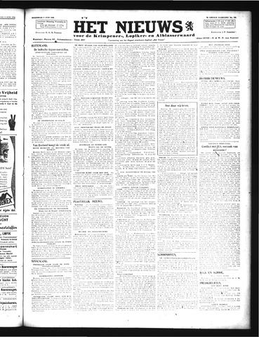 Schoonhovensche Courant 1946-06-05