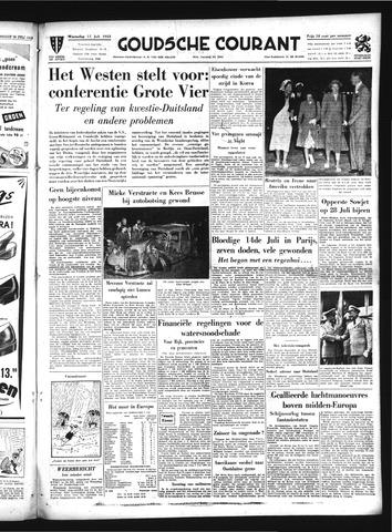 Goudsche Courant 1953-07-15