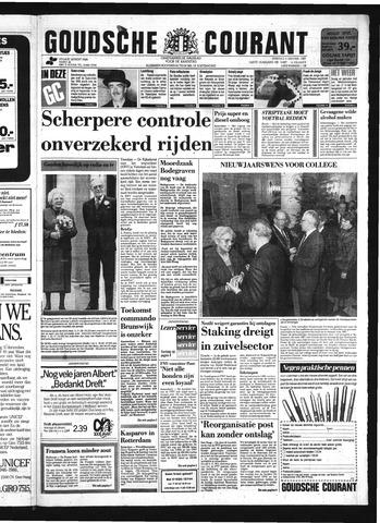 Goudsche Courant 1987-01-06