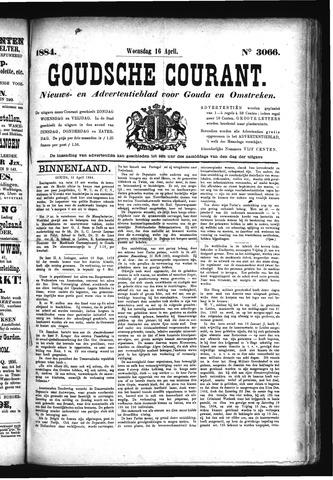 Goudsche Courant 1884-04-16
