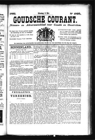 Goudsche Courant 1892-05-03
