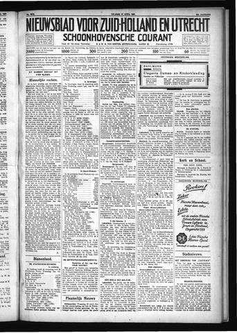 Schoonhovensche Courant 1931-04-17