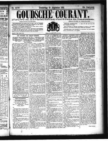 Goudsche Courant 1921-08-25