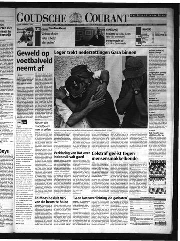 Goudsche Courant 2005-08-16