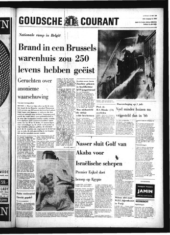 Goudsche Courant 1967-05-23