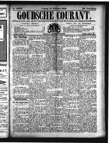 Goudsche Courant 1916-02-18
