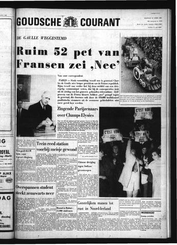 Goudsche Courant 1969-04-28