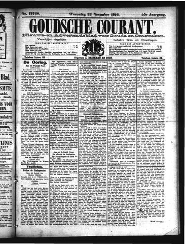 Goudsche Courant 1916-11-22