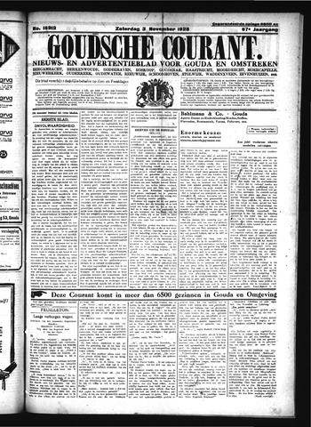 Goudsche Courant 1928-11-03