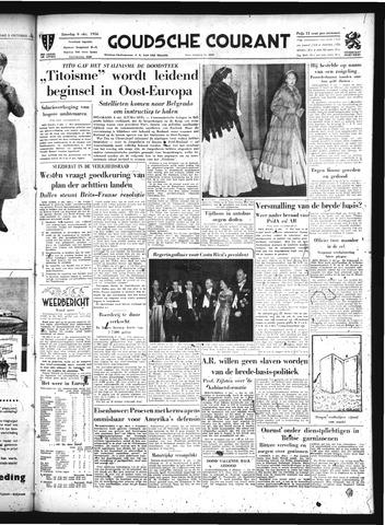 Goudsche Courant 1956-10-06