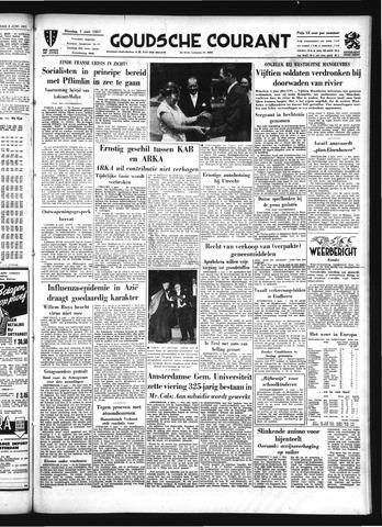 Goudsche Courant 1957-06-04