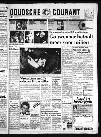 Goudsche Courant 1989-08-29