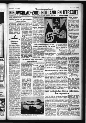Schoonhovensche Courant 1965-05-12