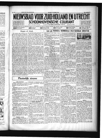 Schoonhovensche Courant 1934-10-12