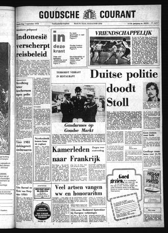 Goudsche Courant 1978-09-07