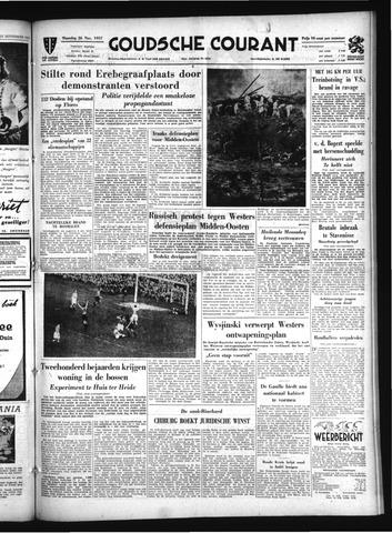 Goudsche Courant 1951-11-26